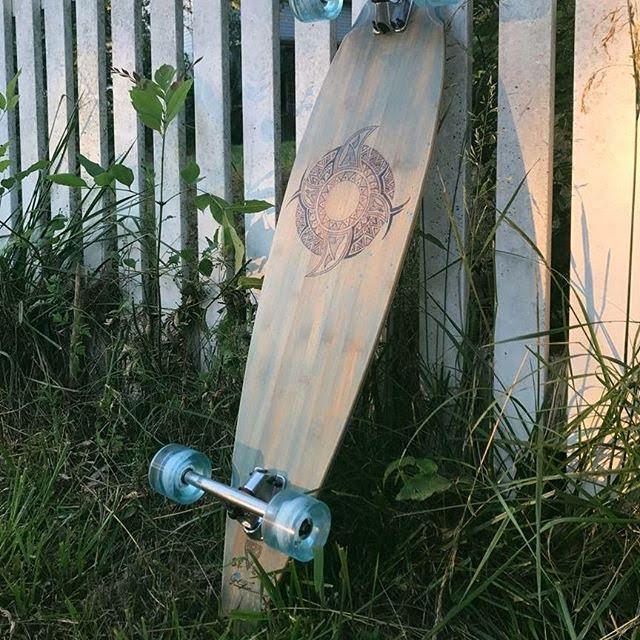 Lonboard Sharpie Art