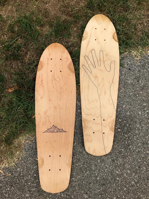 Skateboard Artist